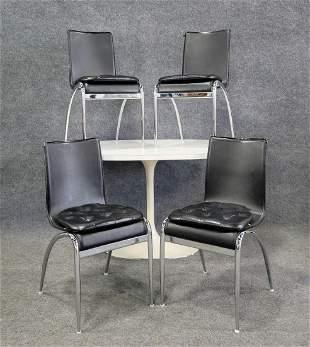 5 Piece Modern Dining Room Set