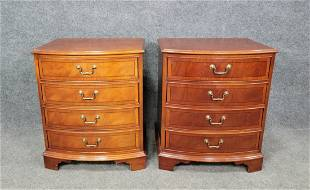 Pair Of Ethan Allen Chests