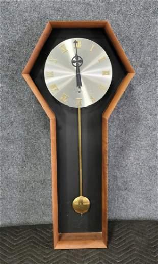 Howard Miller MCM Wall Clock