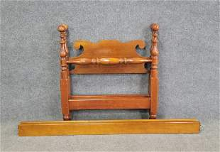 Stickley Single Bed