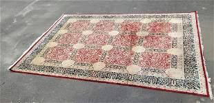 Large Handmade Carpet