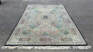 Large Handmade Oriental Carpet