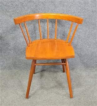Nakashima Style Straight Chair