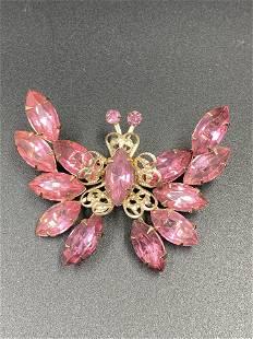 Vintage Rhinestones Costume Jewelry