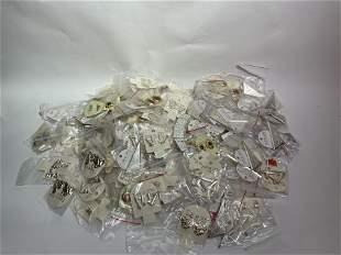 Lot Of 164 Pieces of Dolce Vita Paris Costume Jewelry
