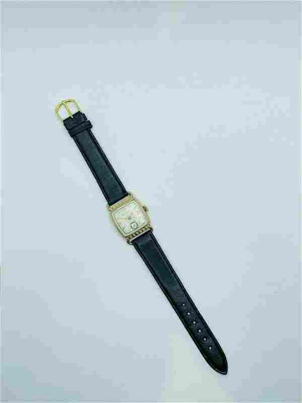 Vintage Bulova Wristwatch Watch