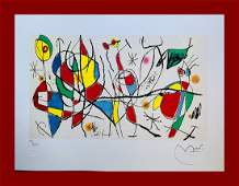 Joan Mirò - Sunday Guest