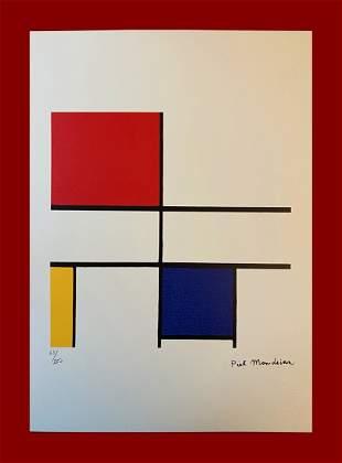 Piet Mondrian - Untitled
