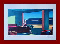 Edward Hopper - Western Motel