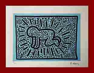 Keith Haring - Radiant Child