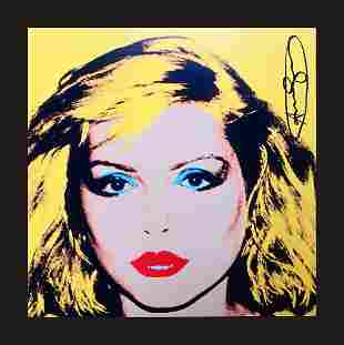 Andy Warhol - Debbie Harry (Blondie)