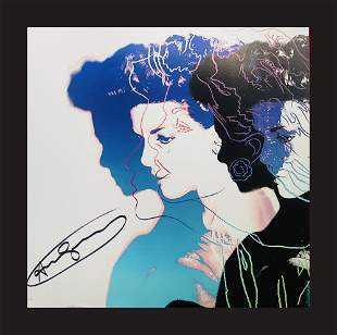 Andy Warhol - Princess Caroline of Monaco