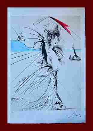 Salvador Dalì - Dream of Venus