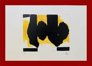 Robert Motherwell - Unknown Title