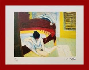 Edward Hopper - Summer Interior