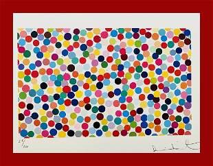 Damien Hirst - Untitled
