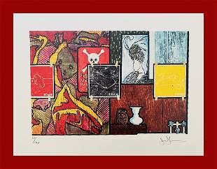 Jasper Johns - 1984