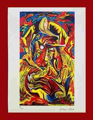 Jackson Pollock - Untitled