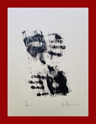 Jasper Johns - Hand