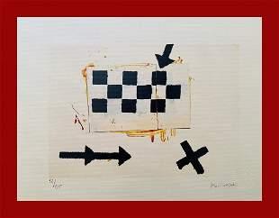 Jannis Kounellis - Untitled
