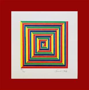 Frank Stella - The Gallant Indies