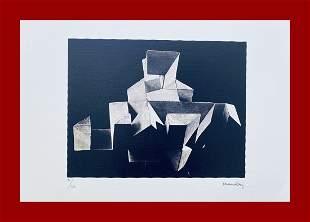 Man Ray - Mathematic Object