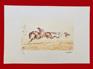 Henri de Toulouse-Lautrec - Jockey