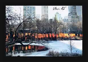 Christo Yavachev - The Gates (Central Park, NYC)