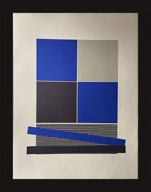 Jesus-Rafael Soto - Composition