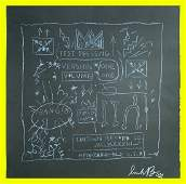 Jean-Michel Basquiat - Beat-Bop