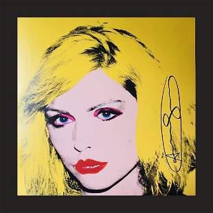 Andy Warhol - Debbie Harry (Blondie)