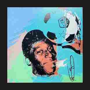Andy Warhol - Pelé