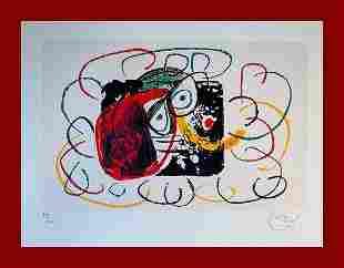 Joan Mirò - Ubu's Childhood