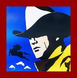 Antonio de Felipe - Cowboy