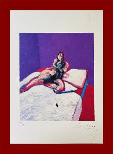 Francis Bacon - Portrait of Henrietta Moraes
