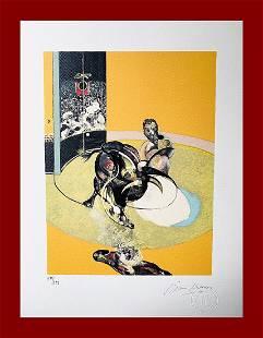 Francis Bacon - Bullfight at the Mirror