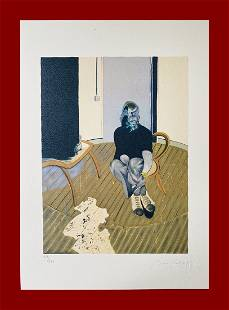 Francis Bacon - Selfportrait
