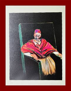 Francis Bacon - Study for a Pope