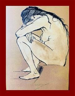 Vincent Van Gogh - Sorrow