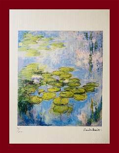 Claude Monet - Waterlilies