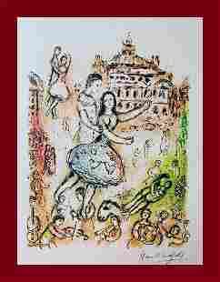 Marc Chagall - The Opera