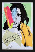 Andy Warhol - Mick Jagger