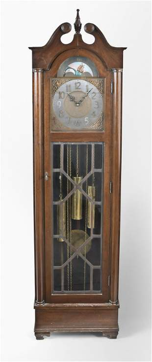 Kumpel Chiming Hall Clock