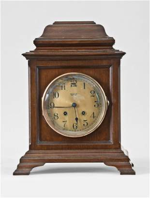 Chelsea Clock Co. mantel clock retailed by Tiffany &