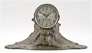 A rare Seth Thomas Montauk ships bell clock