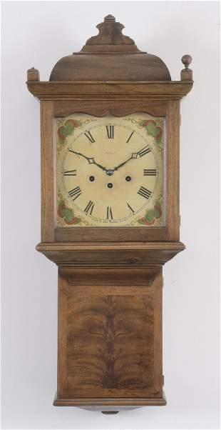 Seth Thomas Clock Co. Chime Clock No. 103 wall clock