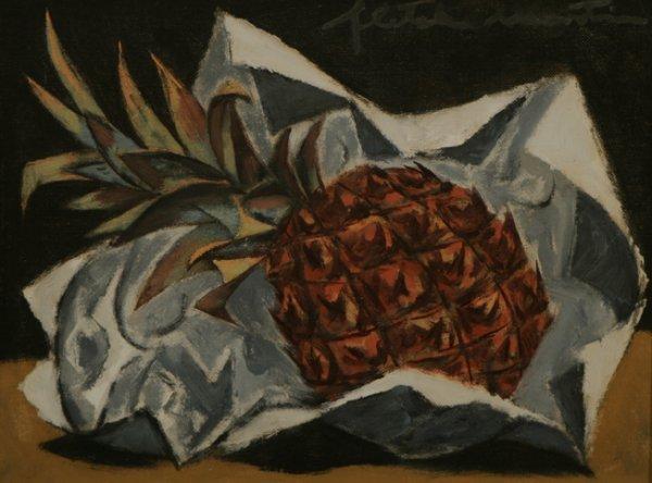 102: FLETCHER MARTIN Pineapple Oil