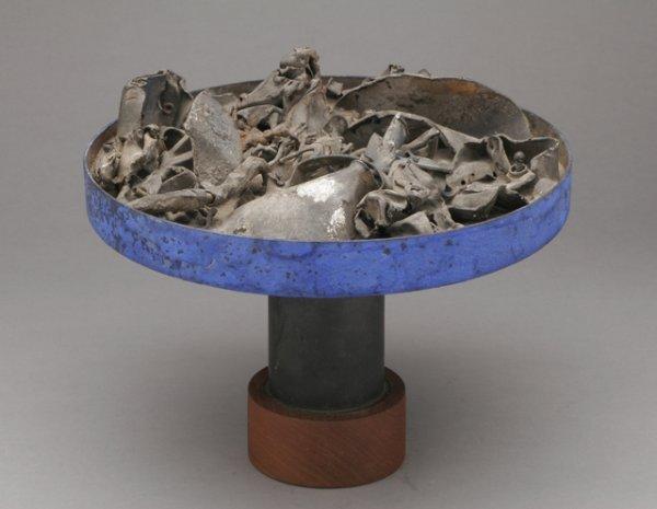 113: HARRY BOURAS D's Offering Sculpture