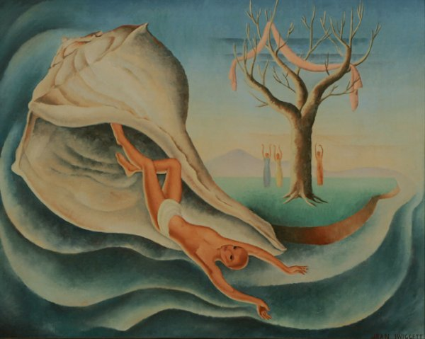 10: JEAN SWIGGETT Nascence American Painting