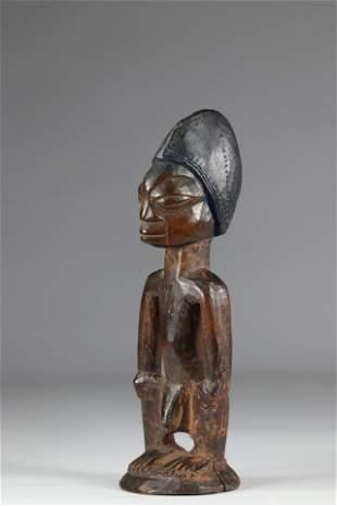 Ibedji statue - Yoruba- mi 20th -